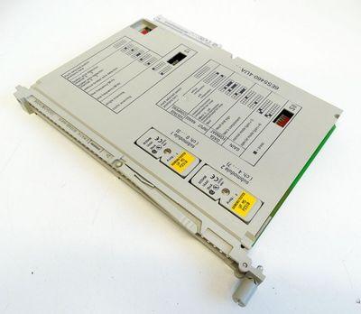 Siemens SIMATIC S5 6ES5460-4UA13 6ES5 460-4UA13 E: 06 mit Messber.-Modul -used-