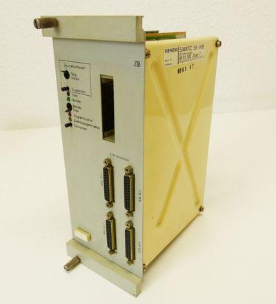 Siemens SIMATIC S5-110S 6ES5902-3SA11 6ES5 902-3SA11 E-Stand: A -used-