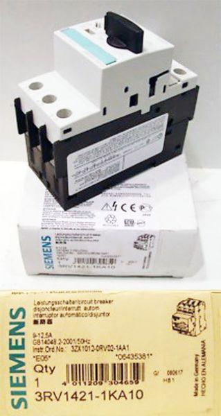 Siemens SIRIUS 3RV1421-1KA10 3RV1 421-1KA10 E-Stand: 05 -unused/OVP-
