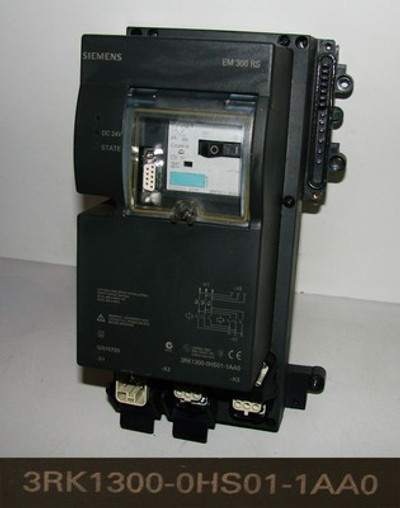 Siemens EM300RS 3RK1300-0HS01-1AA0 E-Stand: 02 -used-