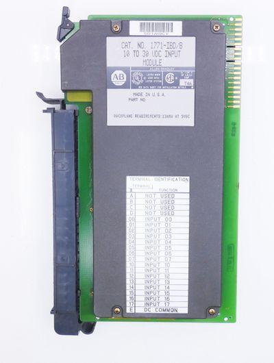 Allen-Bradley 1771-IBD/B  1771-IBD/B 10 TO 30 VDC INPUT MODULE -used- – Bild 2