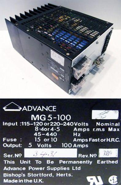 ADVANCE MG5-100 MG5100 -used-