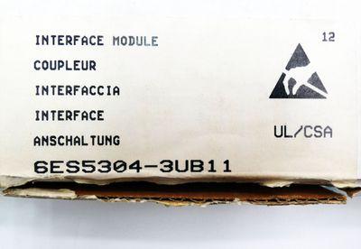 Siemens  Simatic S5  6ES5 304-3UB11 E-Stand: 01 -unused/OVP- – Bild 4