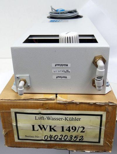 bader engineering LWK 149/2 149 / 2 Luft-Wasser-Kühler -unused/OVP- – Bild 1