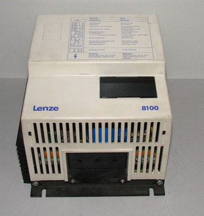 Lenze 8100 Typ 8101LP Frequenzumrichter -used- – Bild 1
