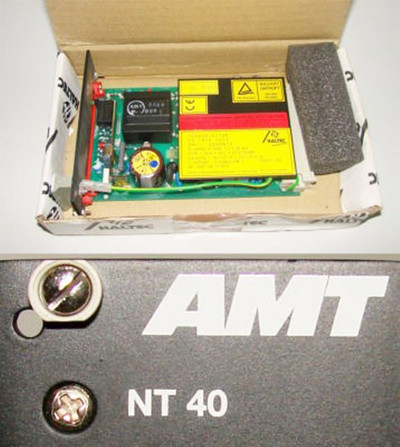 AMT NT 40 NT40 Power supply -unused/in box-