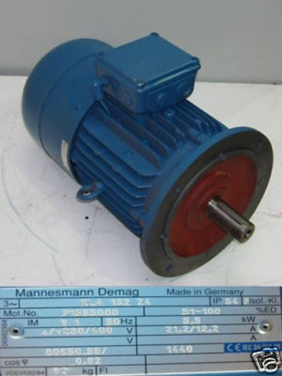 MANNESMANN DEMAG  KLA 132 Z42 Z4 Getriebemotor -unused-