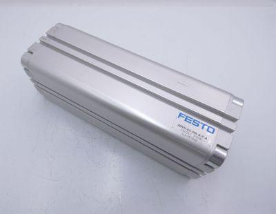 Festo ADVU-63-200-A-P-A ADVU 63 200 A P A 156047 Kompaktzylinder -used- – Bild 1
