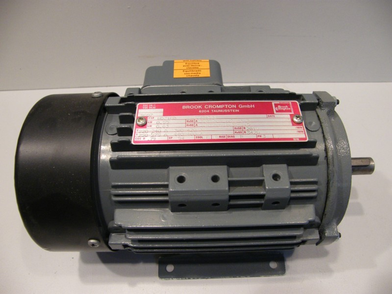 Brook crompton motor ud71gd s584383 unused for Furnace brook motors inventory