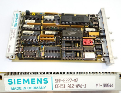 Siemens SMP-E227-A2   C8451-A12-A96-1