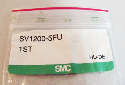SMC SV1200-5FU  SV1200-5FU -unused- – Bild 1
