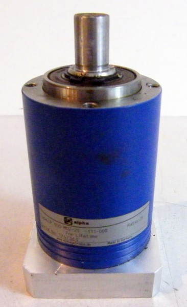 alpha Getriebe LP 050-MO2-25-111-000 -used- – Bild 1