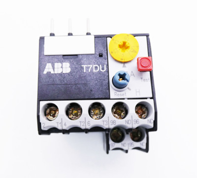 ABB T7DU 1,6 1,0-1,6A Thermal Overload Relay -unused/OVP- – Bild 2
