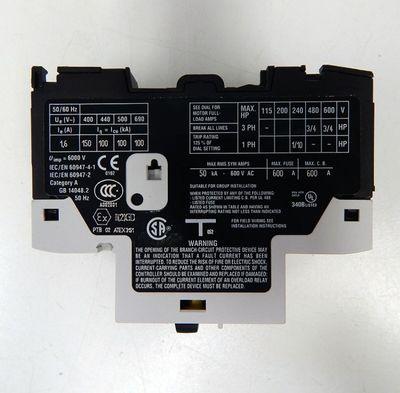 EATON Moeller PKZM0-1,6  1,0-1,6A Motorschutzschalter -unused/OVP- – Bild 4