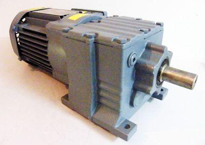 SEW Eurodrive R17 DR63L4/TF Getriebemotor -unused- – Bild 2
