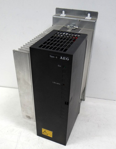 AEG Thyro-A 1A 400-130H 763-726-39.20 -used- – Bild 1