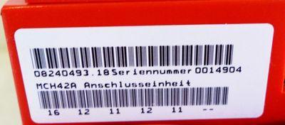 SEW EURODRIVE Movidrive MCH42A0150-503-4-0T 8271658 Umrichter 22,2kVA -unused- – Bild 4