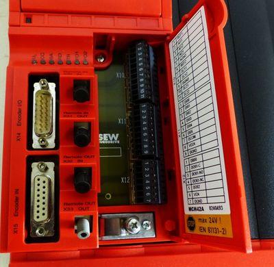 SEW EURODRIVE Movidrive MCH42A0150-503-4-0T 8271658 Umrichter 22,2kVA -unused- – Bild 5