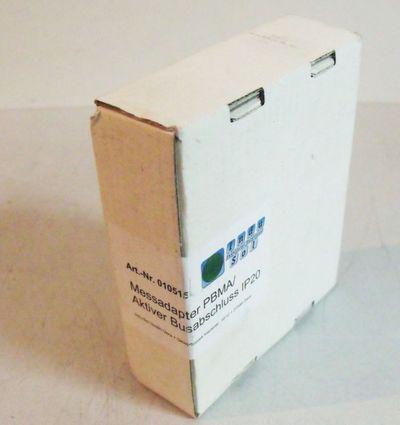 Indusol Profibus Messadapter PBMA/ Aktiver Busabschluss IP20 -unused/OVP- – Bild 1