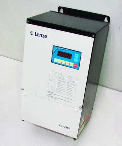 Lenze 7812 E SO Frequenzumrichter 3A2956 Umrichter – Bild 1