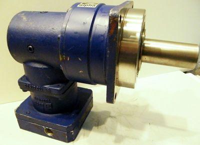 Alpha SPK 140-MF2-14-051-000 Kegelrad Planetengetriebe -used- – Bild 1