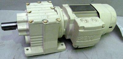 SEW Eurodrive R27 DR63L4/BR/TF Getriebemotor - unused - – Bild 1