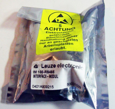 Leuze electronic IM 100-RS485 Interface-Modul