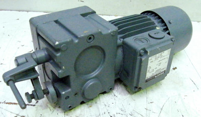 Bauer Danfoss BM09X-71V/D07LA4-TF-SI/E003B9/SP Getriebemotor -unused- – Bild 1