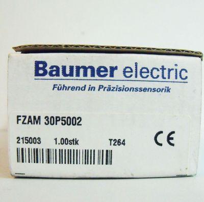 Baumer electric FZAM 30P5002  Näherungsschalter -unused/OVP- – Bild 3