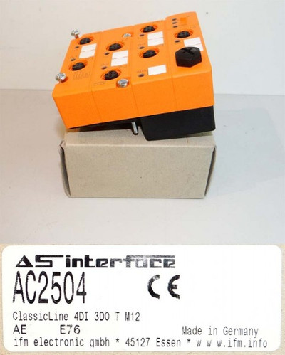 ifm AS interface AC2504