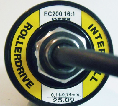 Interroll EC200 16:1 Trommelmotor – Bild 3