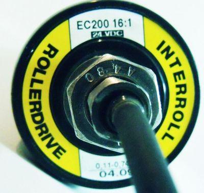 INTERROLL TROMMELMOTOR EC200 16:1 Walzenmotor – Bild 3