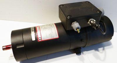 ABB Permanent Magnet D.C. Servomotor Type: 4413400131 -used- – Bild 1