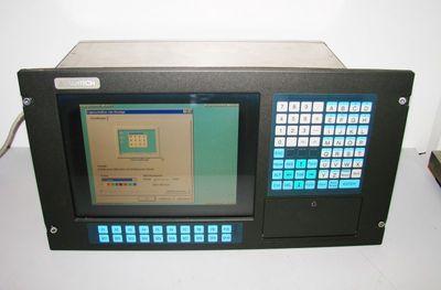 ADVANTECH AWS-8430TP Bedienterminal Operator Terminal -used- – Bild 1