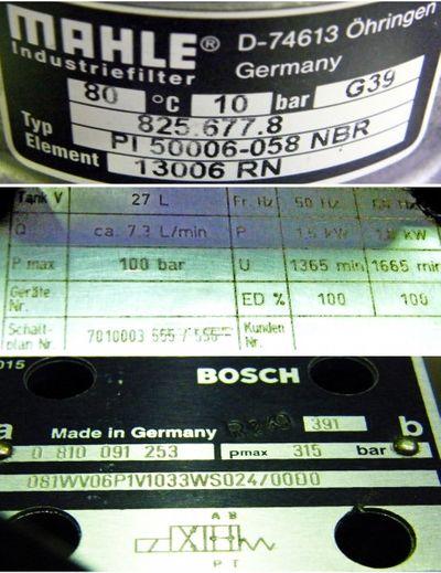 Rexroth FMB-Blickle Hydraulikaggregat – Bild 5