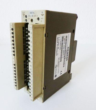 Siemens SIMATIC S5 6ES5 482-8MA13 6ES5482-8MA13 E-Stand: 06 -used- – Bild 1