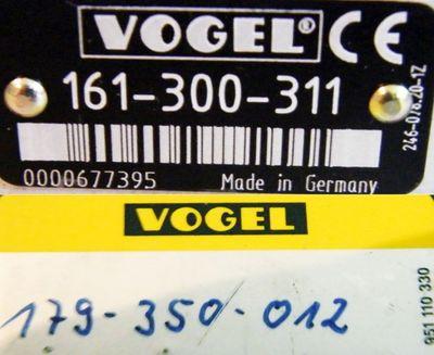 Vogel Hydraulik Magnetventil 161-300-311 - unused - – Bild 2