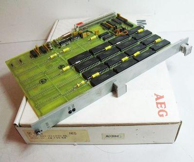 AEG Modicon SC 8128 Steckkarte – Bild 1