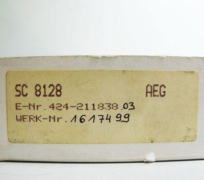 AEG Modicon SC 8128 Steckkarte – Bild 3
