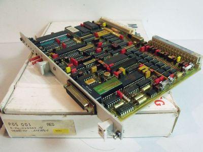 AEG Modicon POS 001 6051-042.218343 – Bild 1