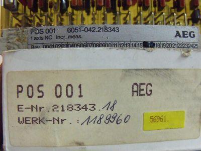 AEG Modicon POS 001 6051-042.218343 – Bild 3