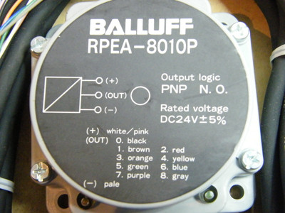 Balluff RPEA 8010 P Power Remote Sensor -unused/OVP- – Bild 2