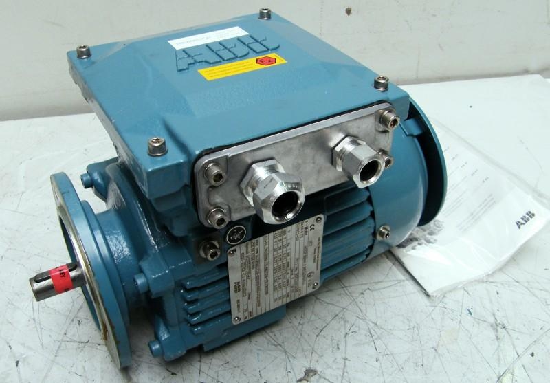 ABB M3GP 80MA 2 IMV1/IM3011 M3GP80MA2IMV1/IM3011 3-Ph.-Motor 0,75kW ...