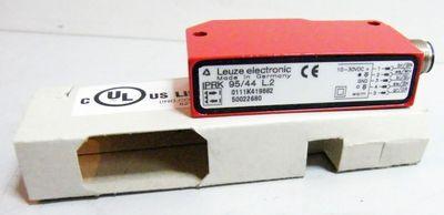 Leuze electronic IPRK 95/44 L.2  IPRK95/44 L.2 Reflexlichtschranke -unused/OVP- – Bild 1