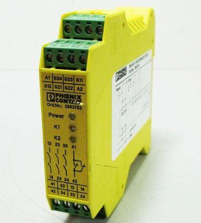 Phoenix Contact PSR-SCP-24UC/ESA4/3X1/1X2/B Order Nr. 2963763 – Bild 1