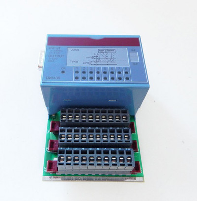 B&R Automation SPS Modul DM485 7DM435.7 Digitales Mischmodul  - used - – Bild 1