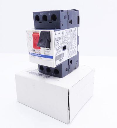 Telemecanique GV2ME10 4-6,3A Motorschutzschalter -unused/OVP- – Bild 1