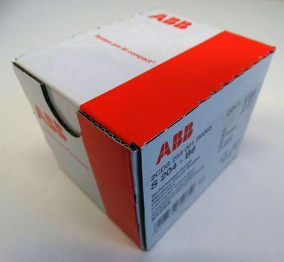 ABB S 204-B6  S204-B6 2CDS 254 001 R0065 Sicherungsautomat -sealed- – Bild 1