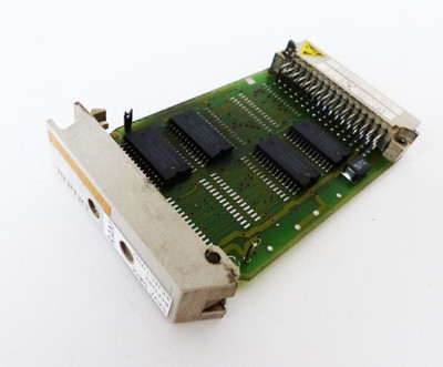Siemens Sinumerik 6FX1135-3BC00 6FX1 135-3BC00 E-Stand: A -used- – Bild 1