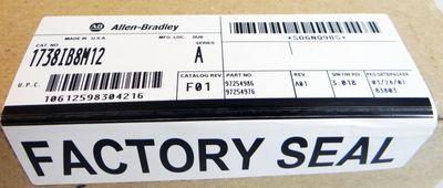 Allen-Bradley 1738IB8M12 1738 IB8M12 Serie A Input-Module -sealed-